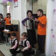Дневният център празнува своя 5 годишен юбилей
